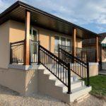 aluminum picket balcony railings